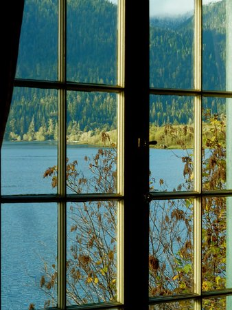 Amanda Park, WA: View from one of the windows of Storm King