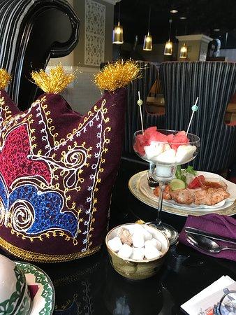 Duslyk: Башкирский чай