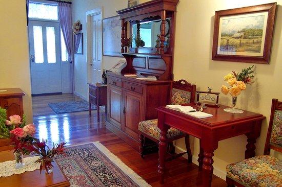 St Marys, Australien: Lounge Room 1 - Writing Desk