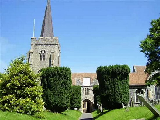 St Mary's Church Wingham