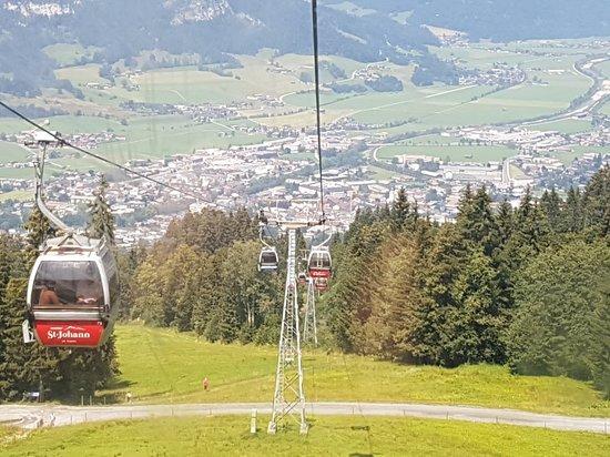Skistar St. Johanner Bergbahnen