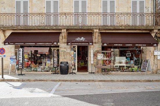 Fleurons de Lomagne Boutique Gourmande de Lectoure