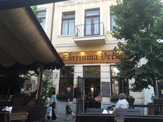 Traditional Moldavian restaurant