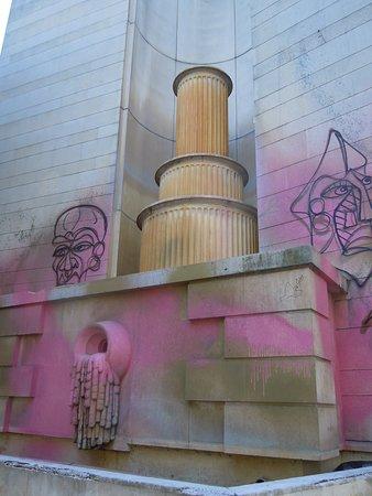 Fontaine du Conservatoire Municipal