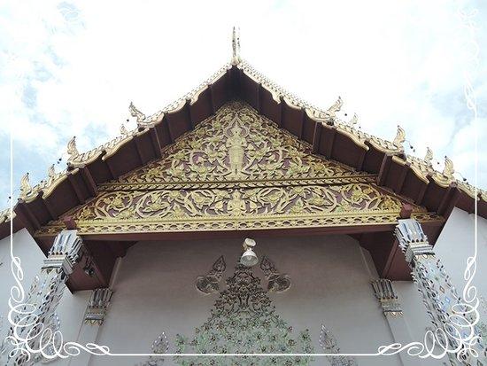 Wat Phra That Cho Hae : พระอุโบสถ