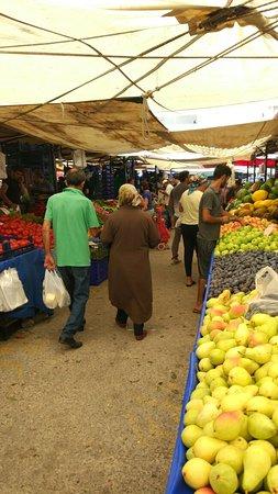 Turgutreis Bazaar照片