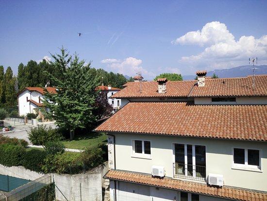 Montecchio Precalcino-bild
