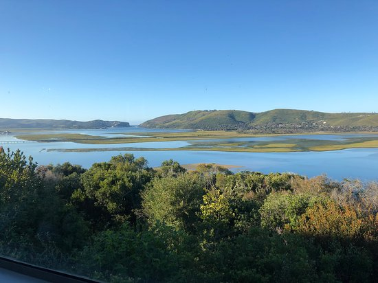 Kanonkop Guest House : Views