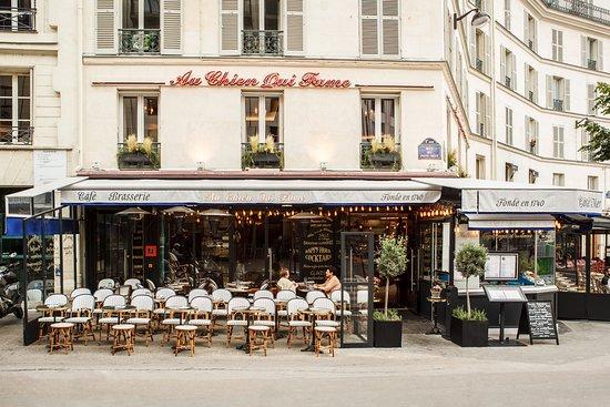 Au Chien Qui Fume Paris 33 Rue Du Pont Neuf Les Halles