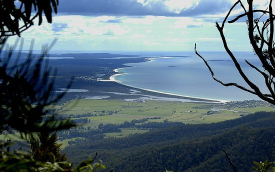 St Marys, Australien: View from St Patricks Head looking north