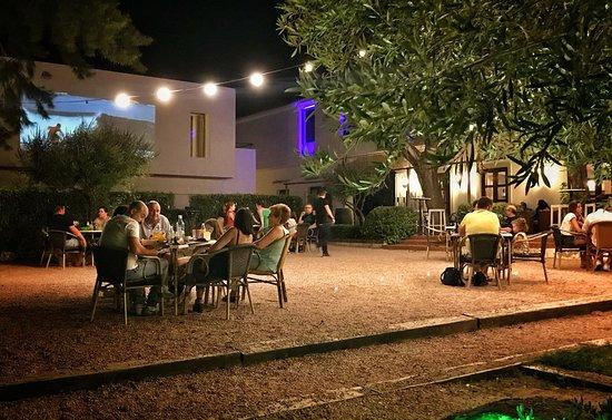 Hotel & Spa La Salve: Terraza