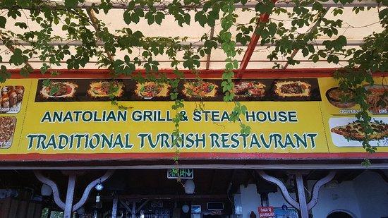 New Anatolian Grill Steak House