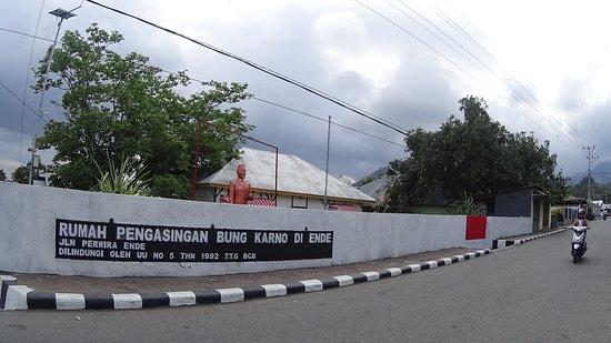 Bung Karno Exile Home: Rumah Pengasingan Soekarno