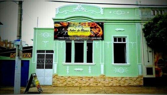 Pirauba, MG: Restaurante Sabor de Minas