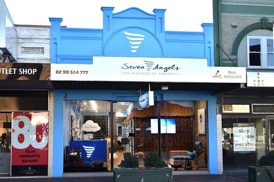 Cremorne, Αυστραλία: entrance