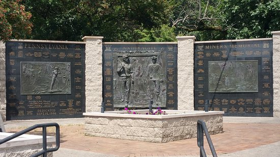 Pennsylvania Anthracite Miner's Memorial