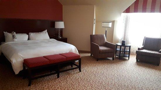 Halifax Marriott Harbourfront Hotel: Room 644