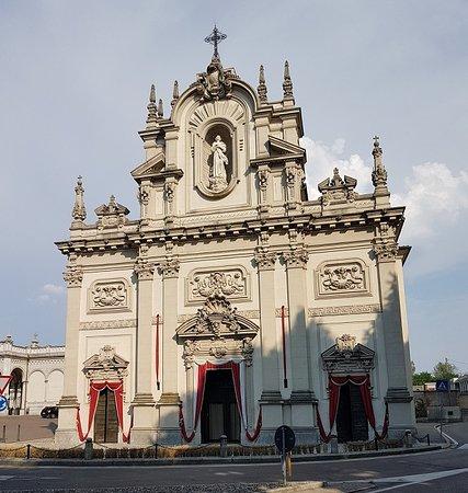 Il Santuario della Madonna dei Miracoli