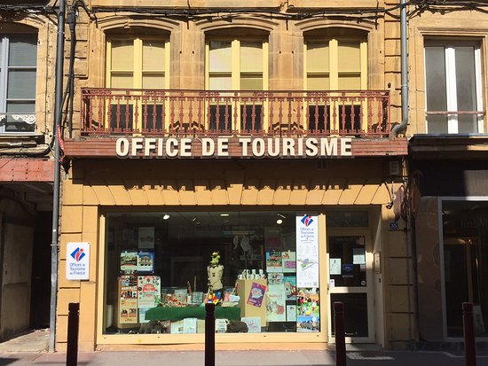 Office de tourisme de Sedan