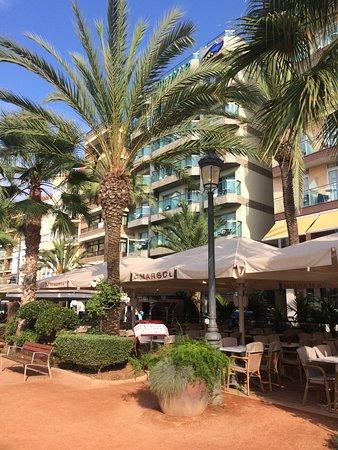 Hotel Miramar: Отель и ресторан