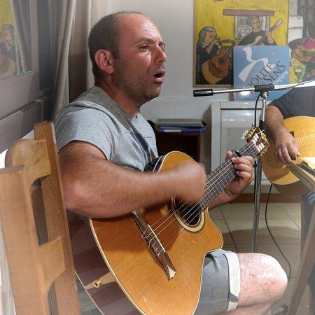 Olivese, Frankrijk: chanteur Corse