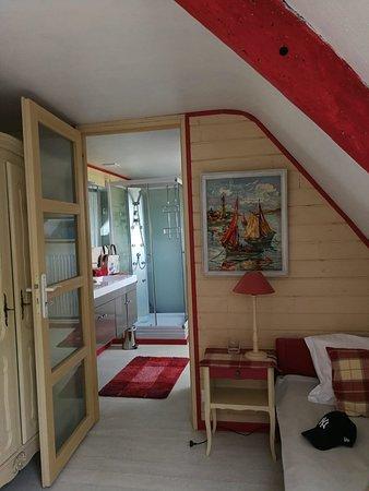 Ceaux, Francia: Precioso y muy cuidado