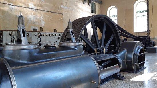 Varallo, Italy: Museo dell'Energia