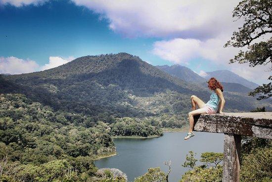 Hasil gambar untuk buyan lake view