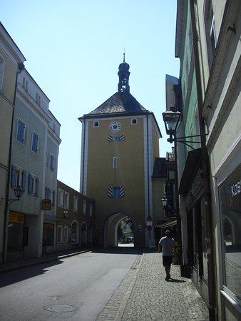 Oberes Stadttor - Laufen