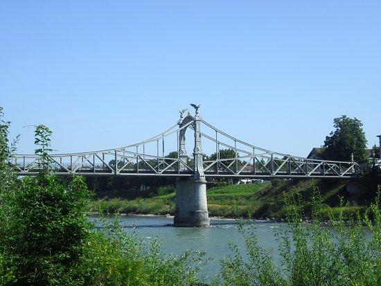 Länderbrücke - Laufen