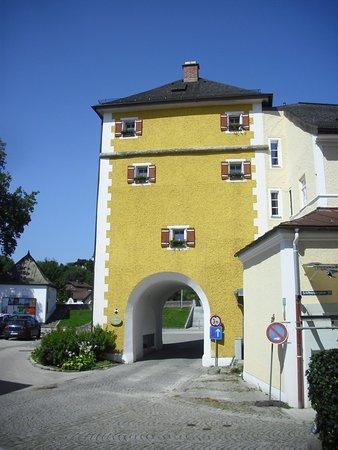 Laufen, Deutschland: torre