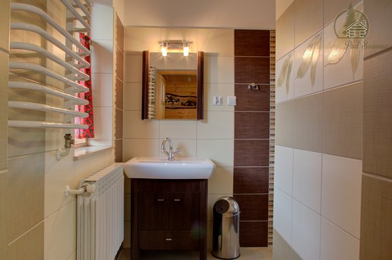 łazienka Na Parterze Picture Of Kwatera Pod Sosnina Lukow