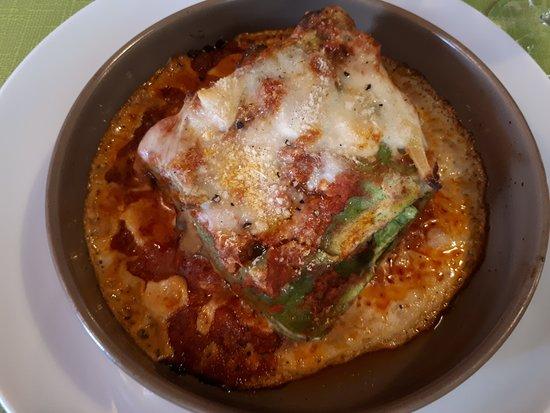 All' Osteria : lasagne verdi !!