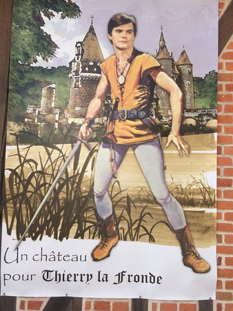 Lassay-sur-Croisne, Frankrike: thierry la fronde