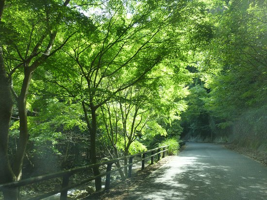 Shushigawa River