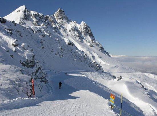 Monstein, Szwajcaria: Davos alm