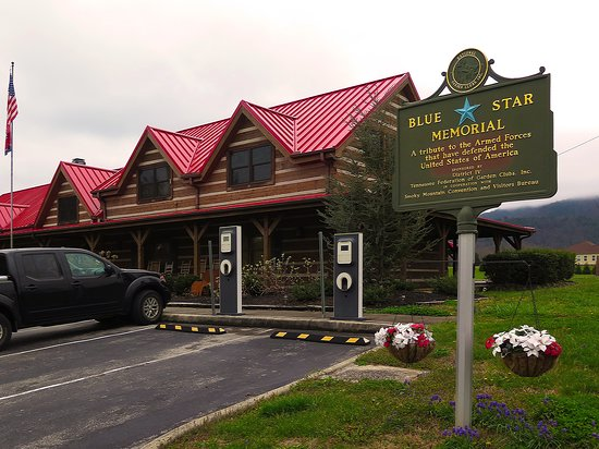 Townsend Visitors Center