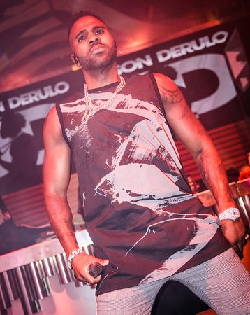 Jason Derulo at Dreamers Marbella