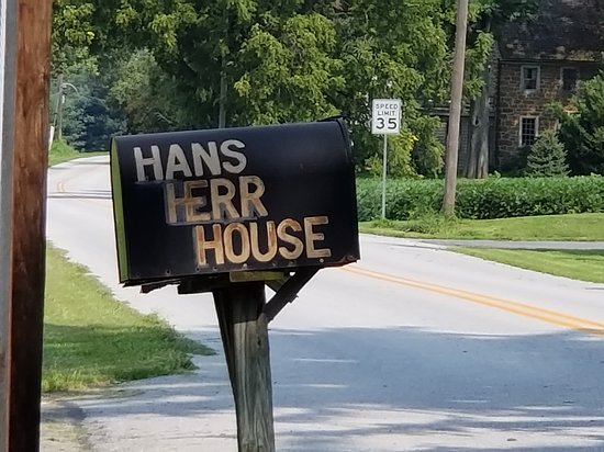 Willow Street, PA: Hans Herr House
