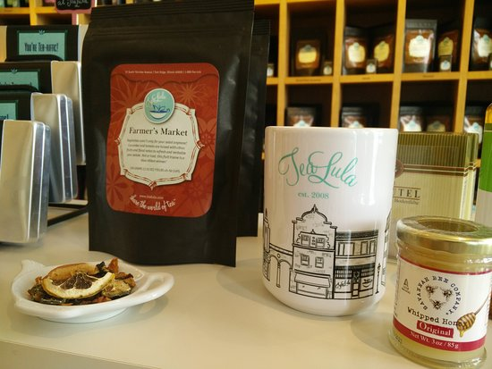 TeaLula - Tea Boutique and Tasting Bar