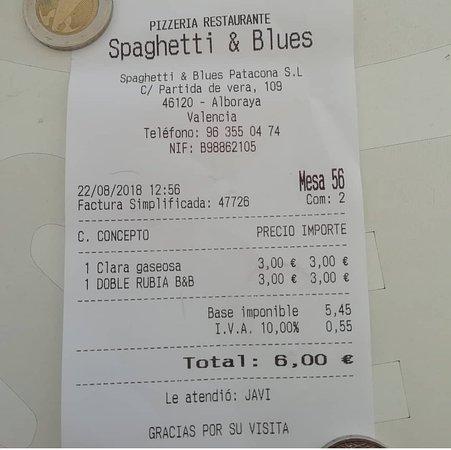 Spaghetti & Blues照片