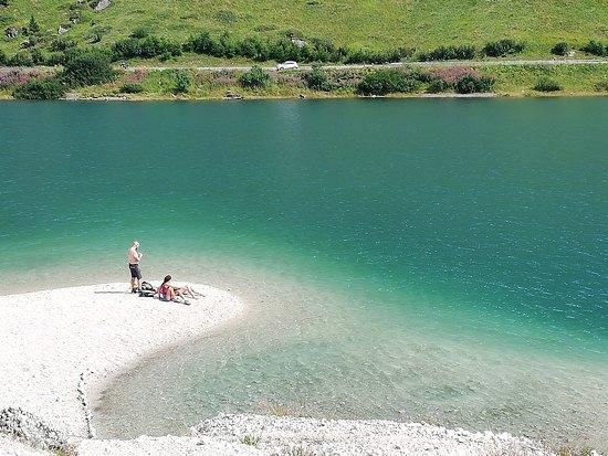 Romeno, Italy: Lago di Fedaia
