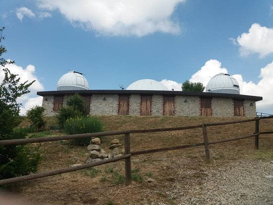 Planetario e Osservatorio Astronomico di Ca' del Monte (Cecima)