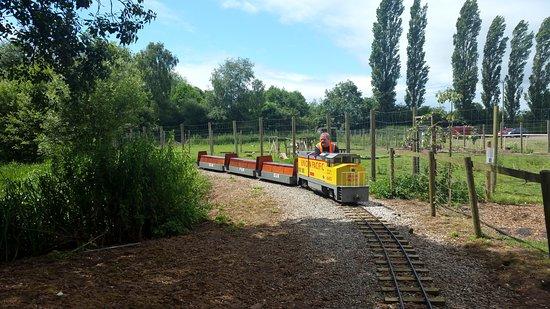 Hilcote Valley Miniature Railway