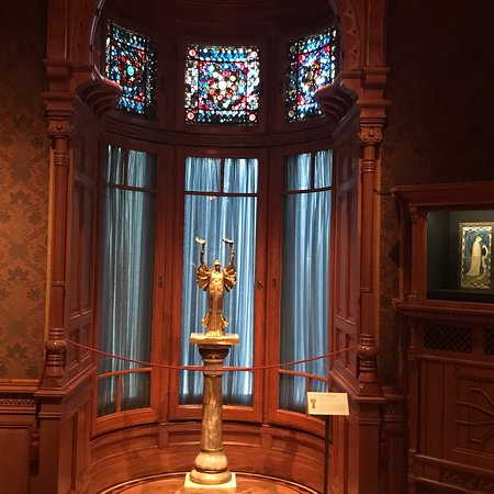 Richard H. Driehaus Museum: Holiday festivity at the Driehaus
