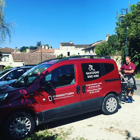 Gascogne Bike Hire