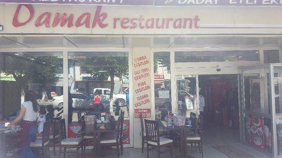 Azdavay, Turkey: Damak Lokantasi