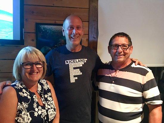 Ile de la Grande Entree, Kanada: Conférence Mario Cyr