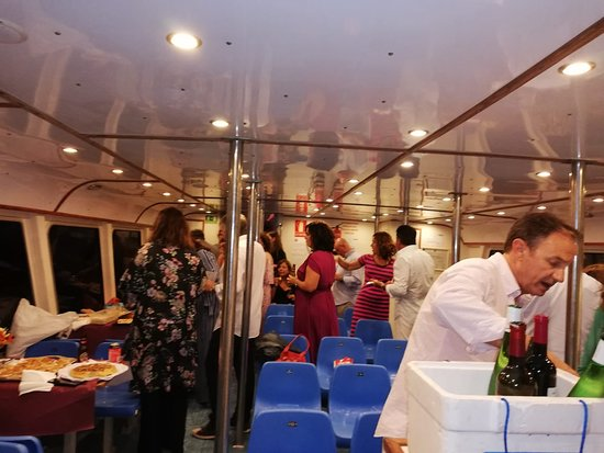 El Rompido, Spain: Transbordadores Playas de Cartaya