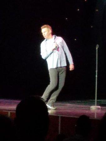 Brian Regan comedian tonight 07/15/17 - Picture of The Grand Theatre
